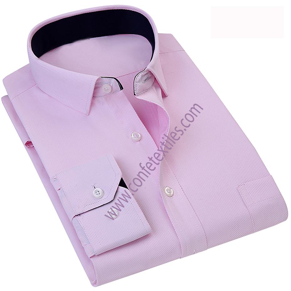 camisa creditex rosado